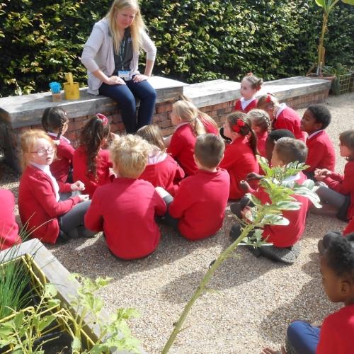 Wharton Primary School - Nursery - Spring 2 2019