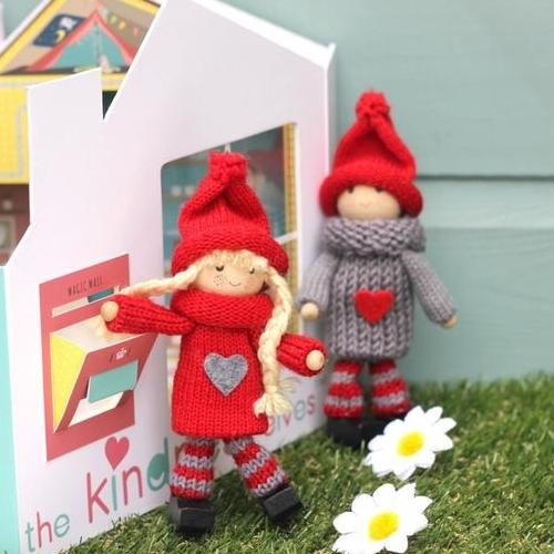 Wharton Primary School - The Kindness Elves Arrive!